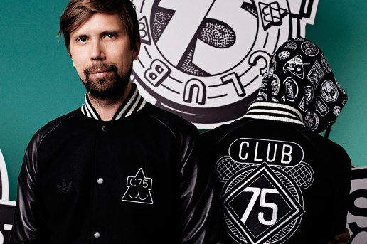 Club 75 for adidas Originals 2014 Fall/Winter Capsule Collection