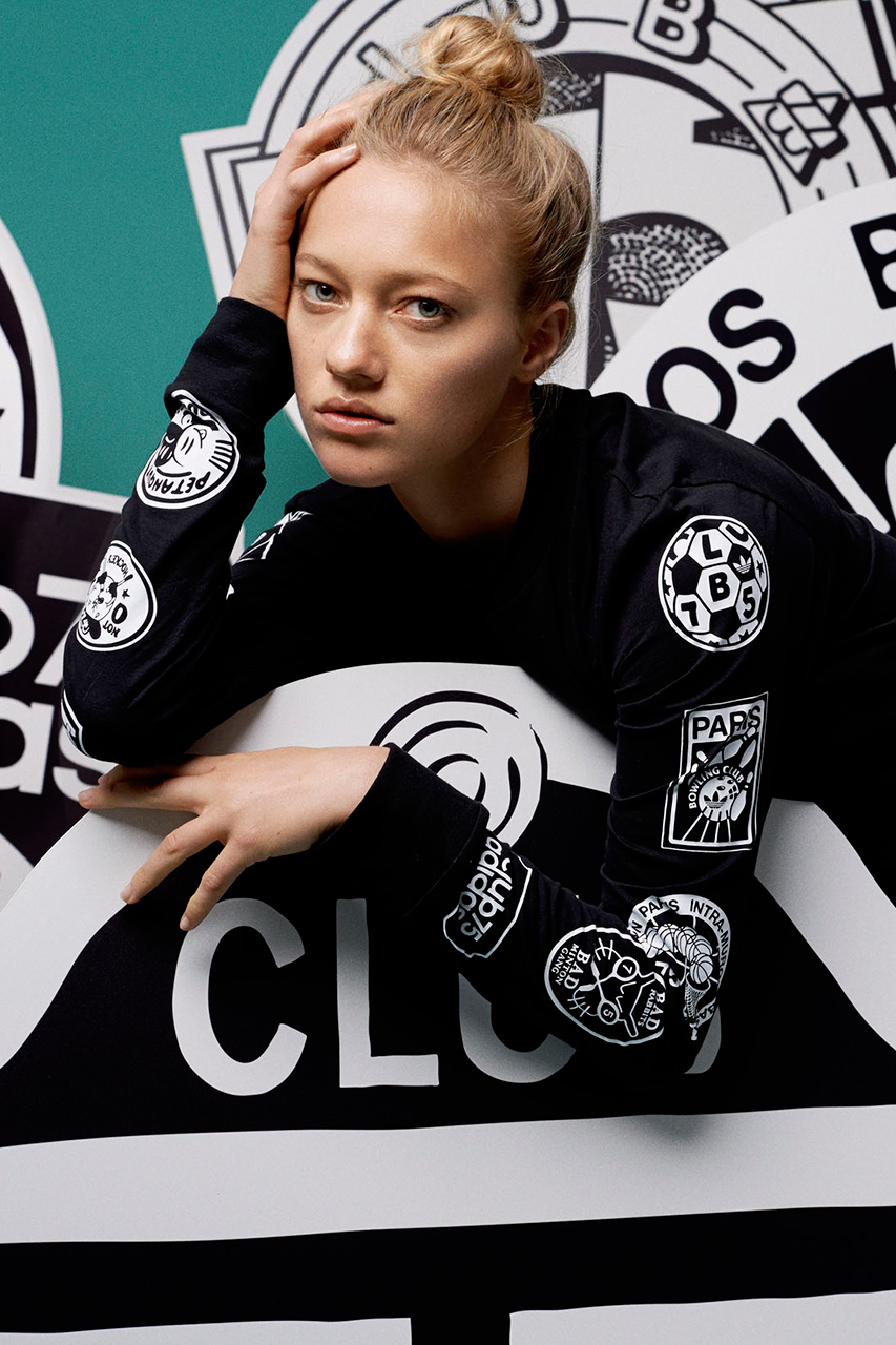 club 75 for adidas originals 2014 fall winter capsule collection