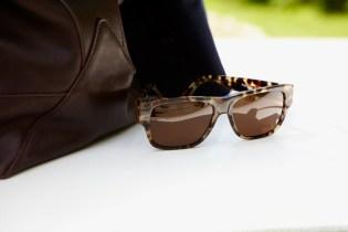 Club Monaco x Dom Vetro Arpetto Sunglasses