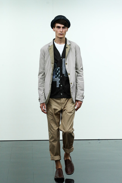 comme des garcons homme 2015 spring summer collection