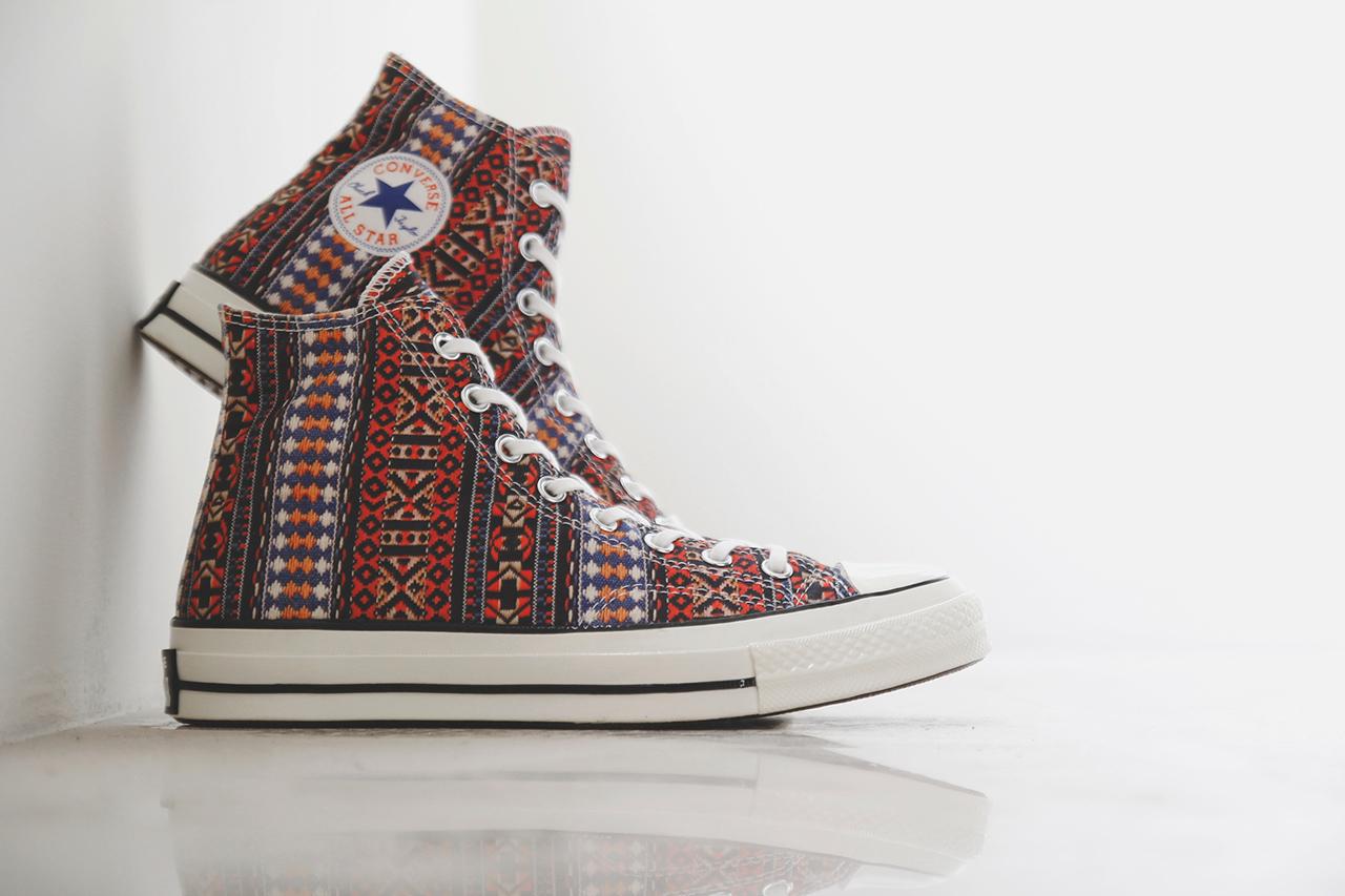 "Converse All Star Chuck Taylor 1970s ""Guitar Strap"""