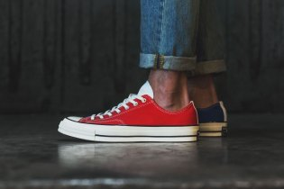 """Converse 2014 Chuck Taylor All Star 1970s """"3 Panel"""""""