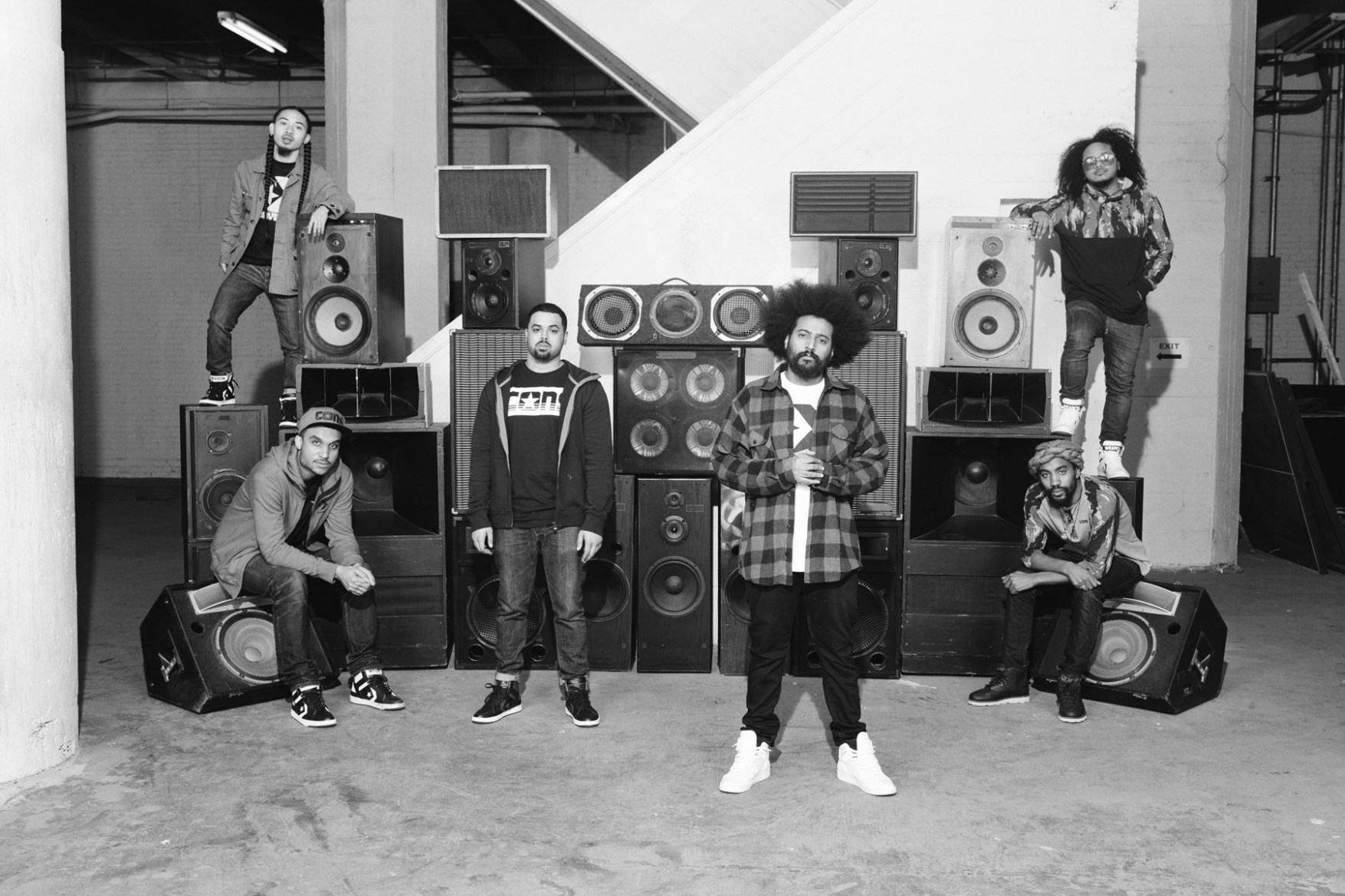 Converse CONS Talks Music, NYC and Style with World's Fair