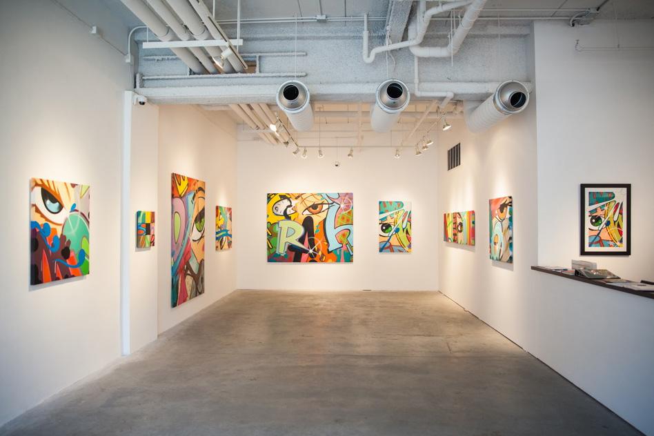 """CRASH """"Broken English"""" Exhibition @ Jonathan LeVine Gallery Recap"""
