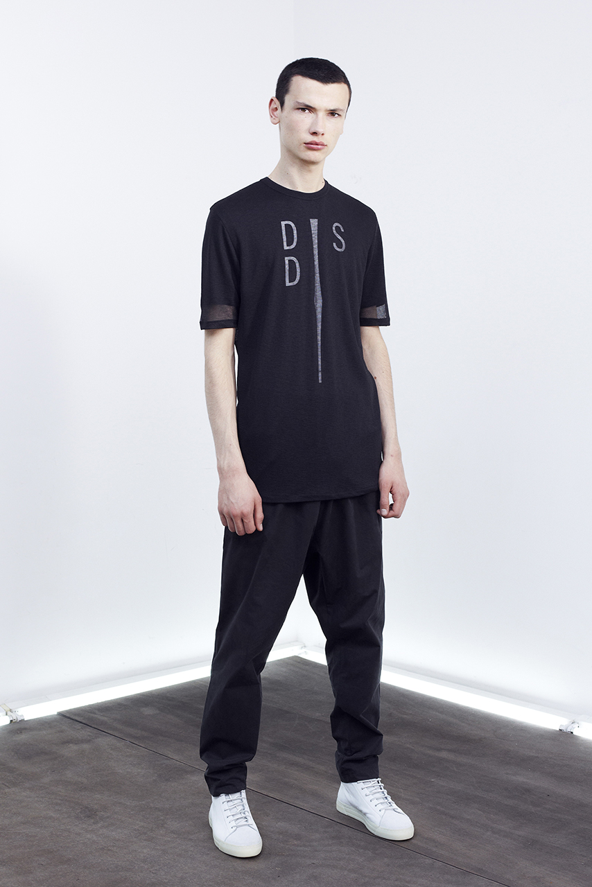 DAMIR DOMA SILENT 2015 Spring/Summer Collection
