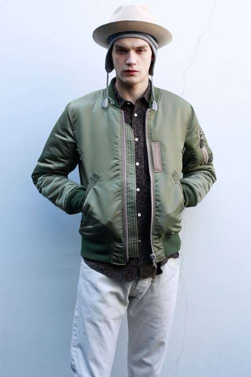 Deluxe 2014 Fall/Winter Lookbook