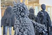 Dover Street Market: Tachiagari for 2014 Fall/Winter