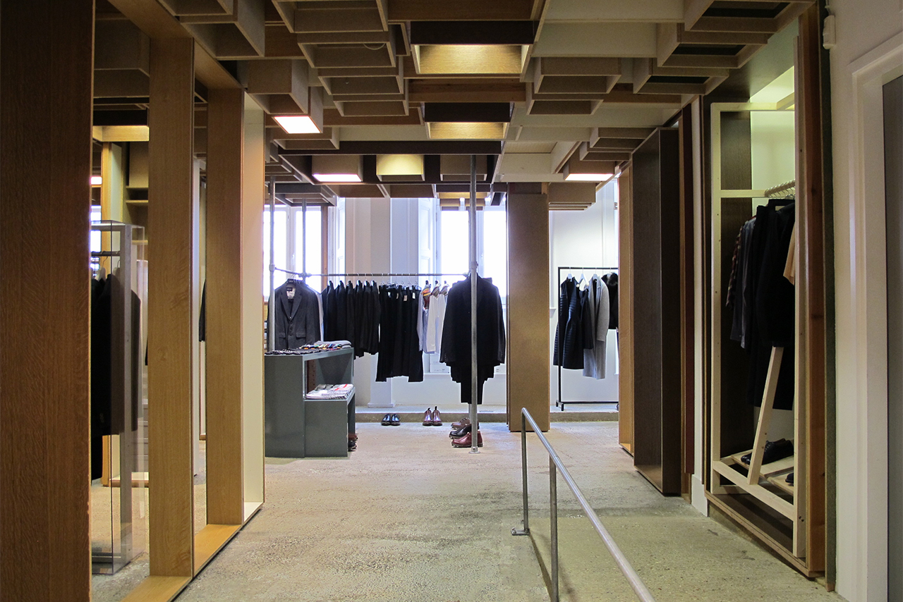 dover street market tachiagari for 2014 fall winter