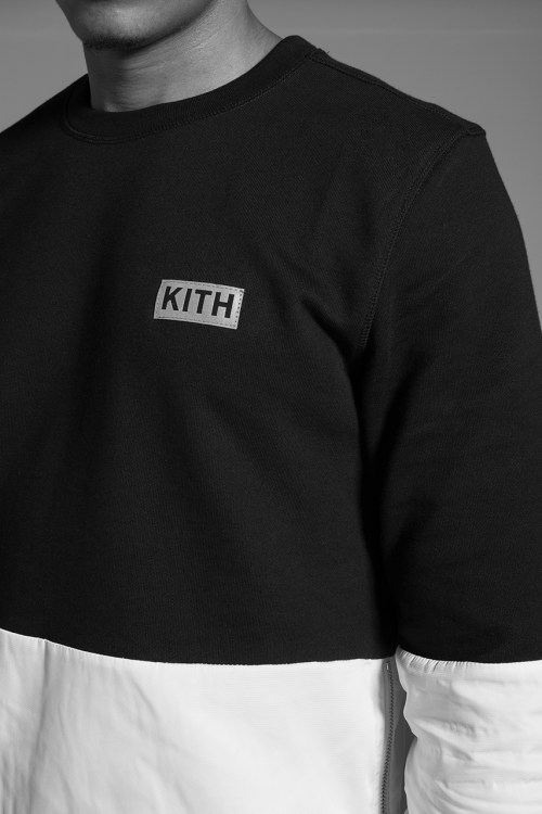 """Dover Street Market x KITH 2014 Spring/Summer """"Achromatic"""" Collection"""