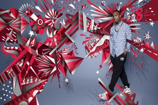 Ecko 2014 Fall/Winter Campaign featuring B.o.B