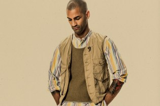 Engineered Garments 2015 Spring/Summer Lookbook