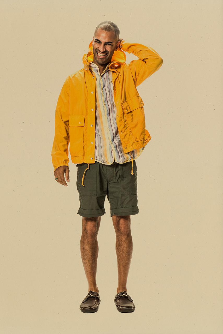 Engineered Garments 2015 Spring/Summer Lookbook