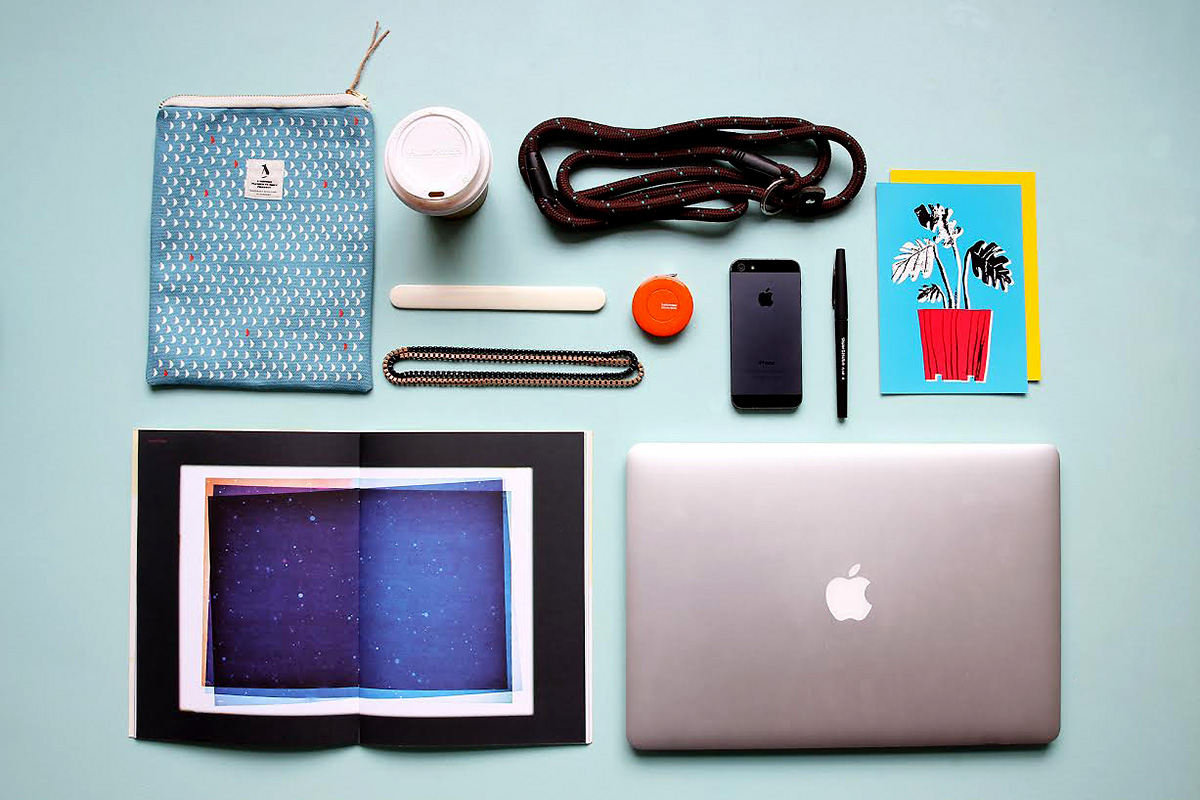 Essentials: Chris and Polly of Wrap Magazine