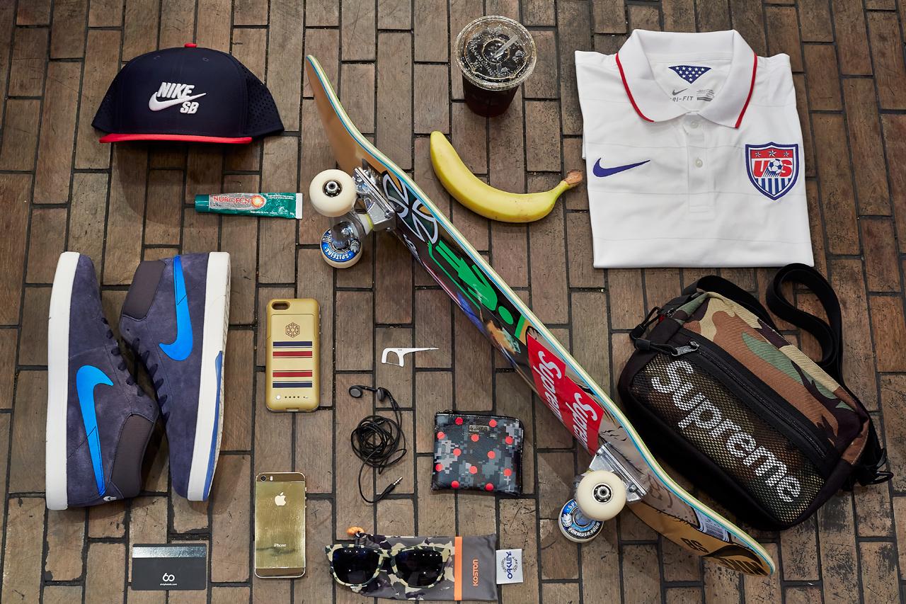 Essentials: Eric Koston