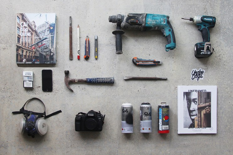 Essentials: Vhils