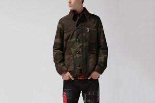 eYe Junya Watanabe MAN x The North Face Camouflage Jacket