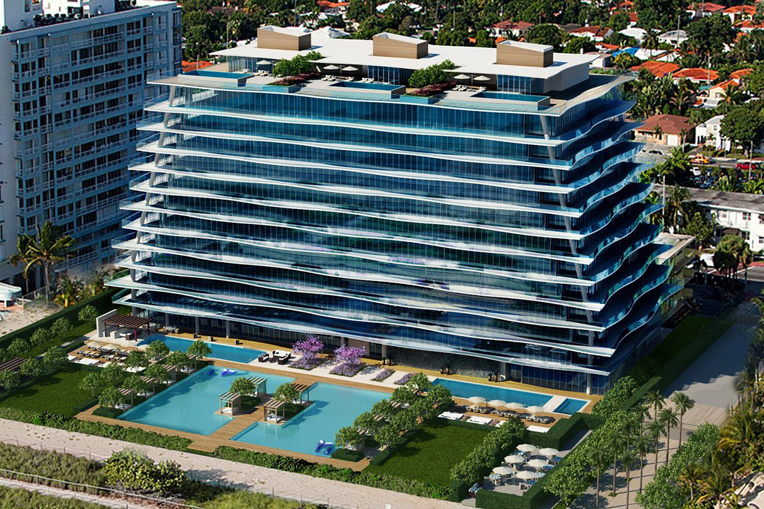 Fendi to Open Chateau Ocean Condos in Miami