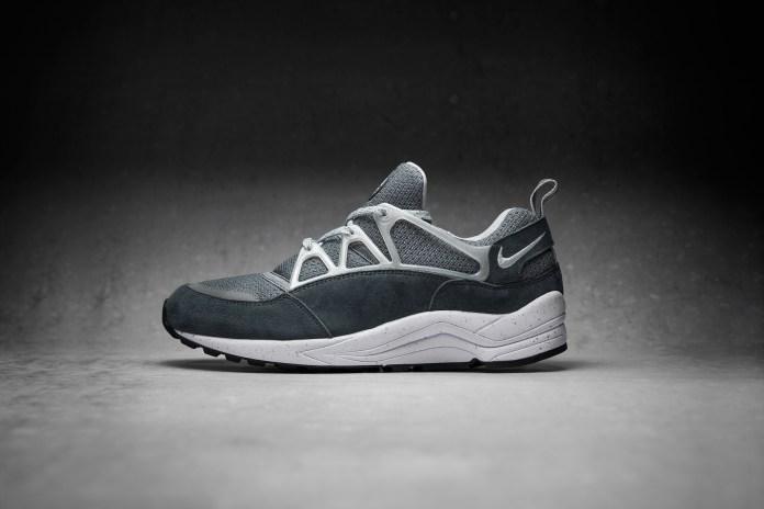"Footpatrol x Nike Air Huarache Light ""Concrete"""