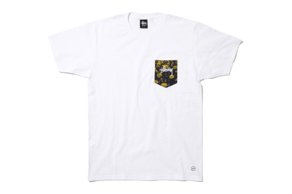 """fragment design x Stussy 2014 Summer Collection for the Floral Shop """"AMKK"""" by the POOL aoyama"""