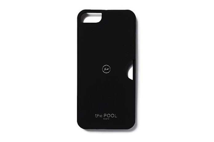 fragment design x the POOL aoyama iPhone 5/5S Case