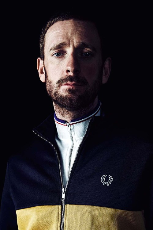 Fred Perry 2014 Fall/Winter Sir Bradley Wiggins Collection