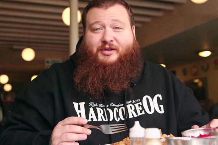 Fuck, That's Delicious with Action Bronson: Old Blighty