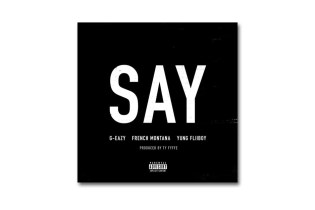 G-Eazy featuring French Montana – Say