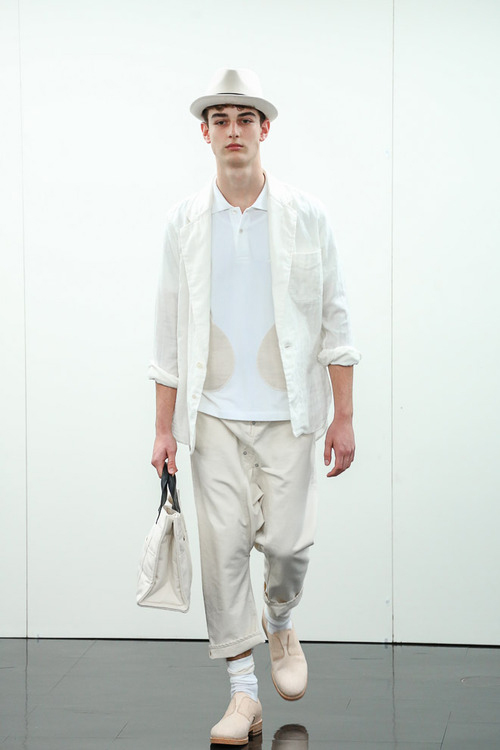 GANRYU COMME des GARCONS 2015 Spring/Summer Collection