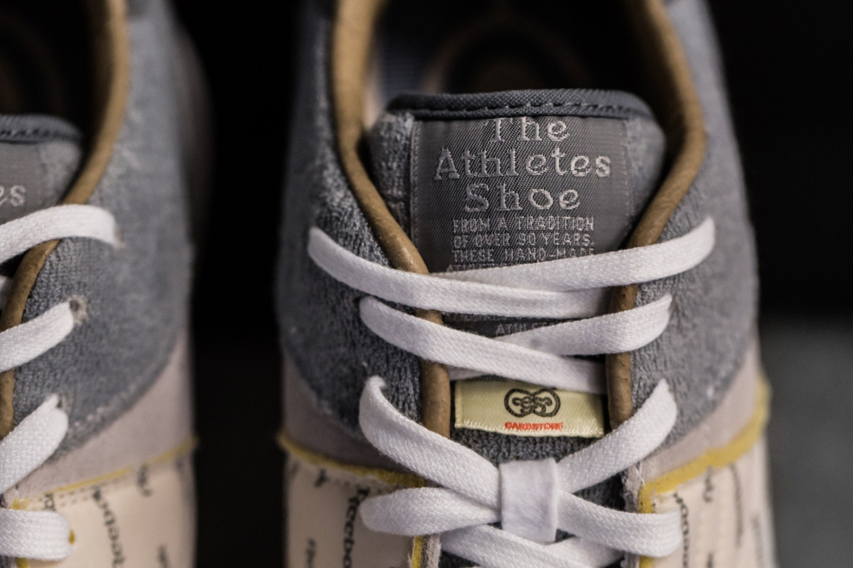 Garbstore x Reebok 2014 Fall/Winter CL Leather 6000
