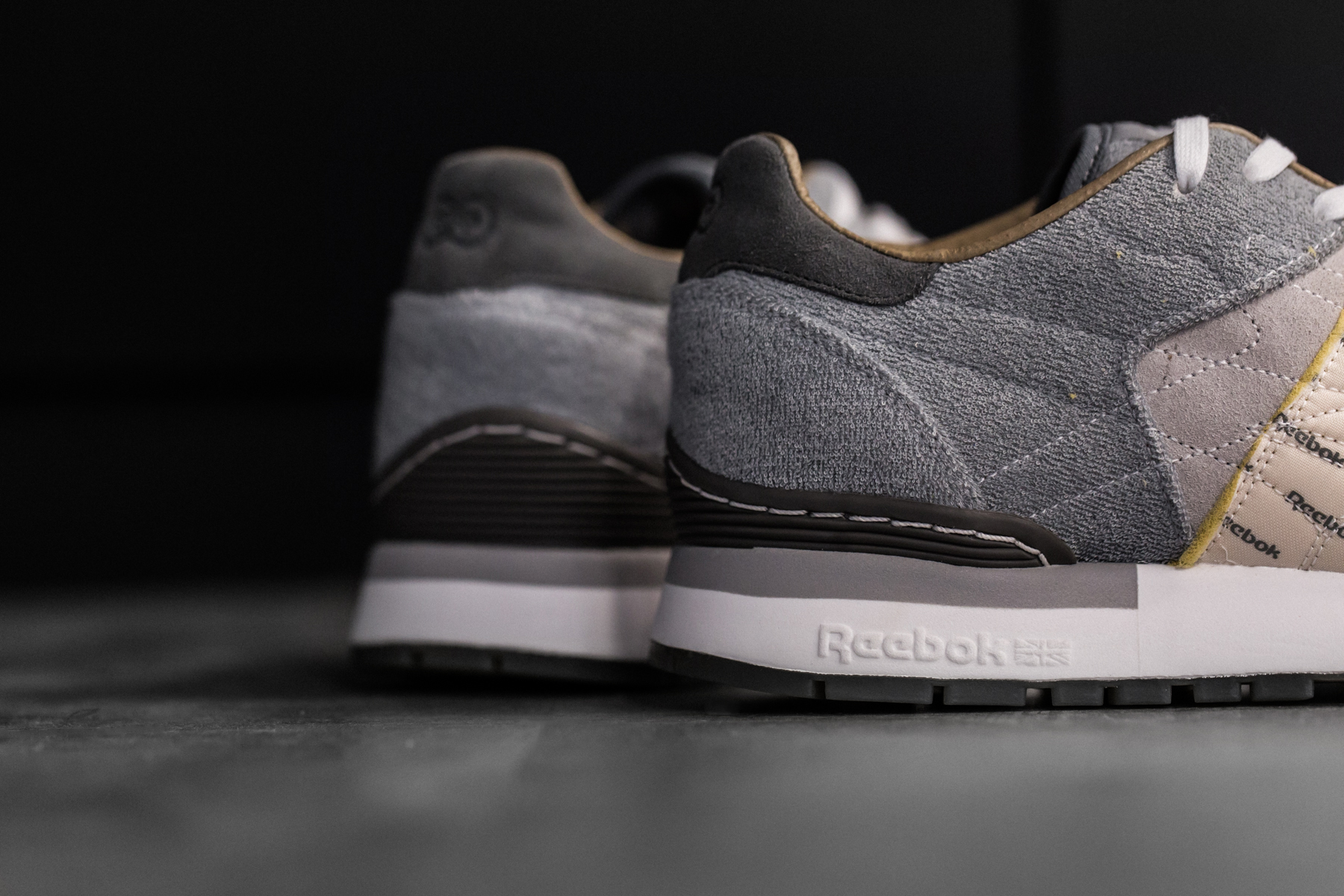 garbstore x reebok 2014 fall winter cl leather 6000
