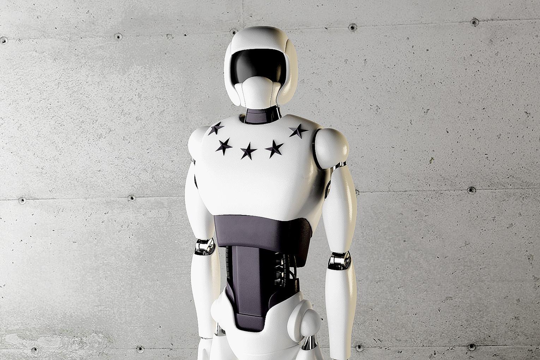 Givenchy Robotics by Simeon Georgiev for Highsnobiety