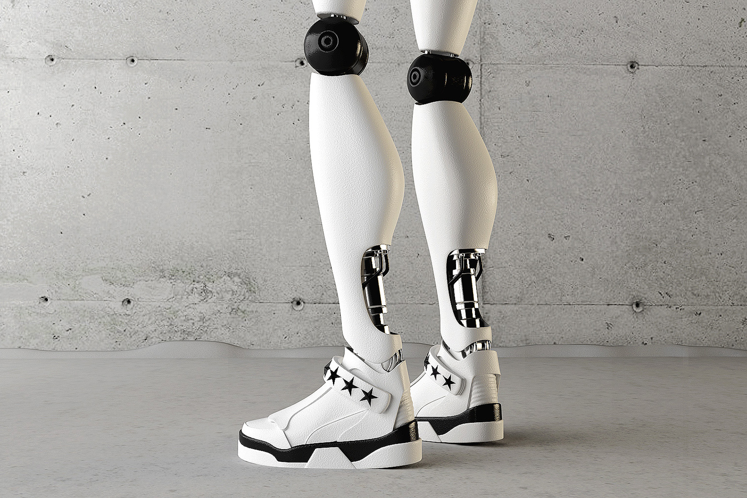givenchy robotics by simeon georgiev