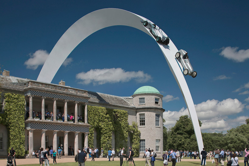http://hypebeast.com/2014/7/goodwood-festival-of-speed-2014-mercedes-benz-sculpture-by-gerry-judah