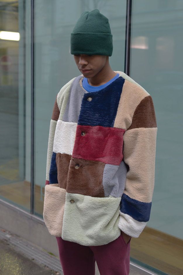 Gosha Rubchinskiy 2014 Fall/Winter Lookbook