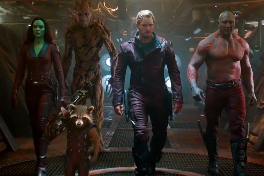 Guardians of the Galaxy Extended Official Trailer
