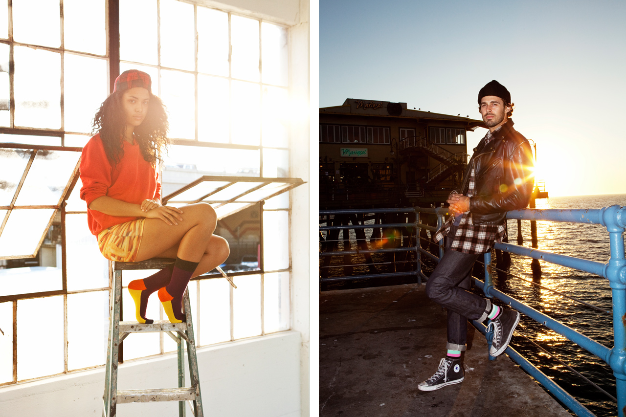 Happy Socks 2014 Fall/Winter Lookbook