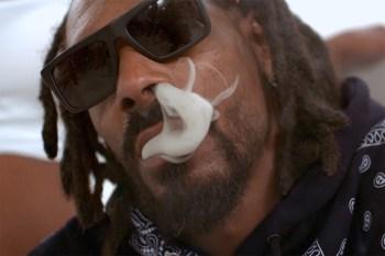 "Snoop Dogg x Happy Socks ""The Art of Inspiration"" Teaser"