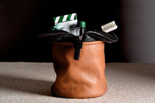 hard graft Refresh Dopp Kit