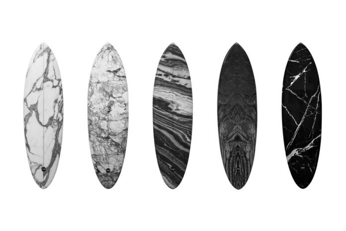 Alexander Wang x Haydenshapes Hypto Krypto Marble Surfboards