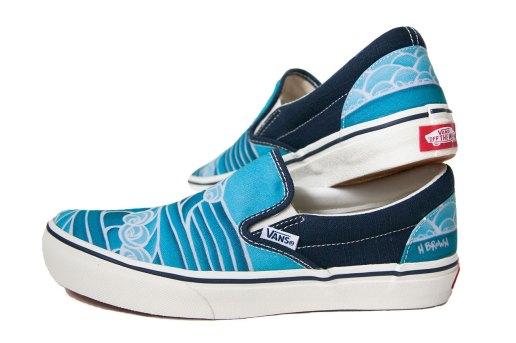 Heather Brown x Vans Classic Slip-On