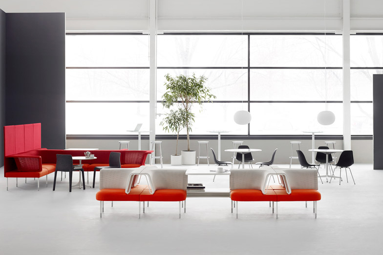 Herman Miller Adds Two New Lines Designed by Fuseproject and Industrial Facility