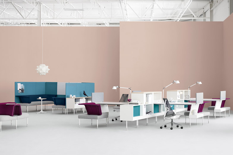 Herman Miller Adds Two New Lines Designed By Fuseproject