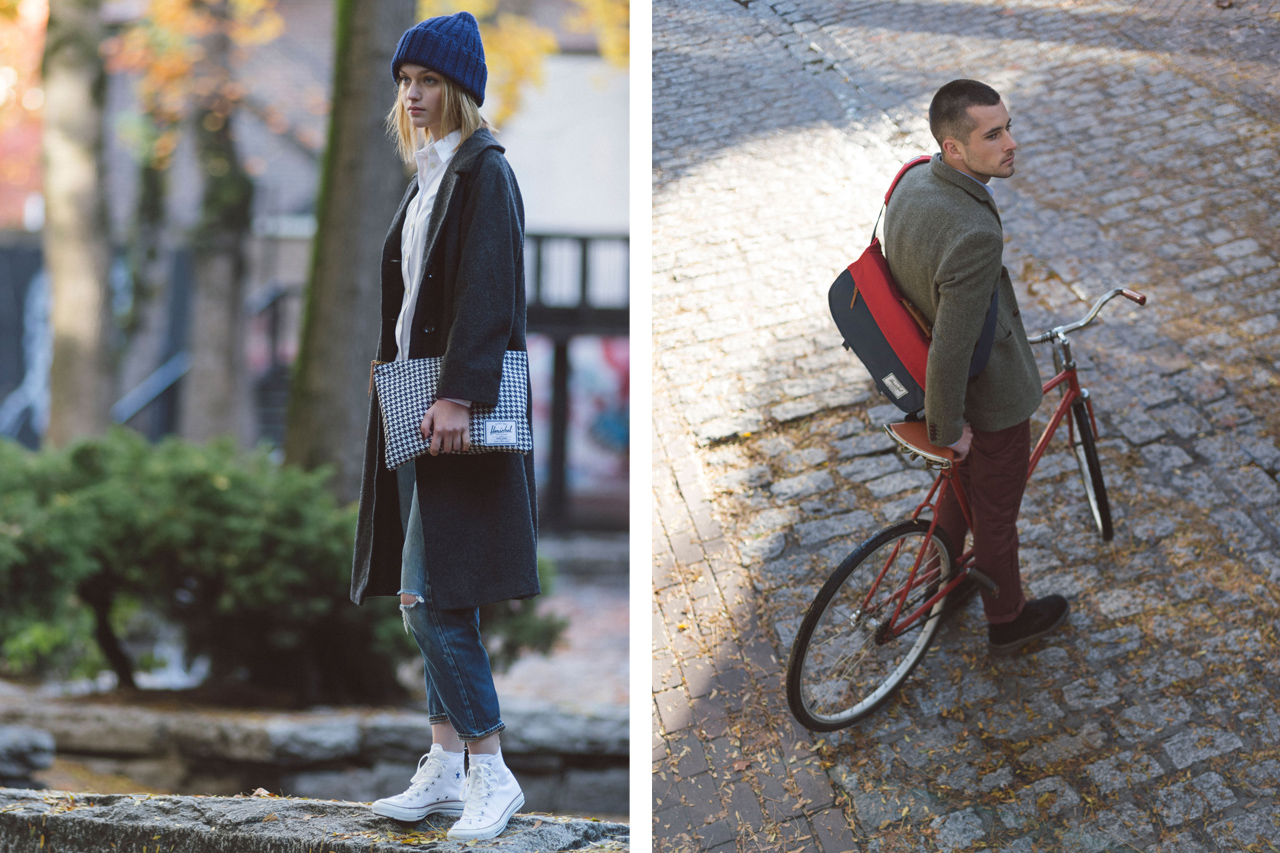 herschel supply co 2014 fall lookbook