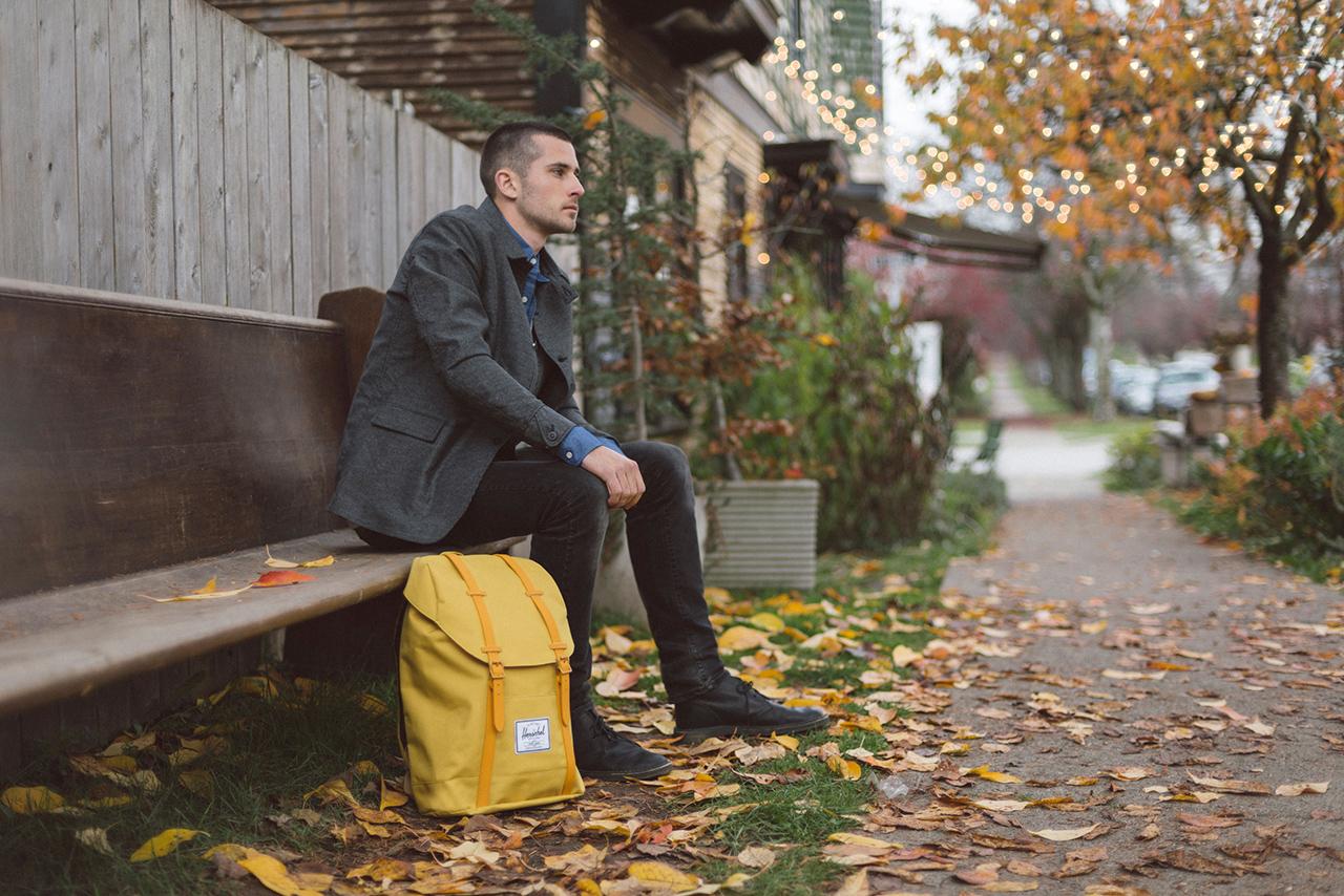 Herschel Supply Co. 2014 Fall Lookbook