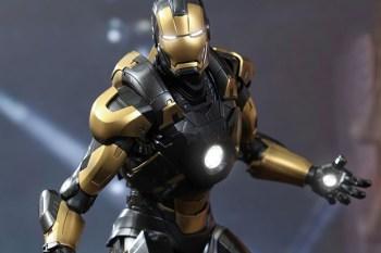 Hot Toys Iron Man 3 PYTHON MARK XX 1/16 Scale Collectible Figures
