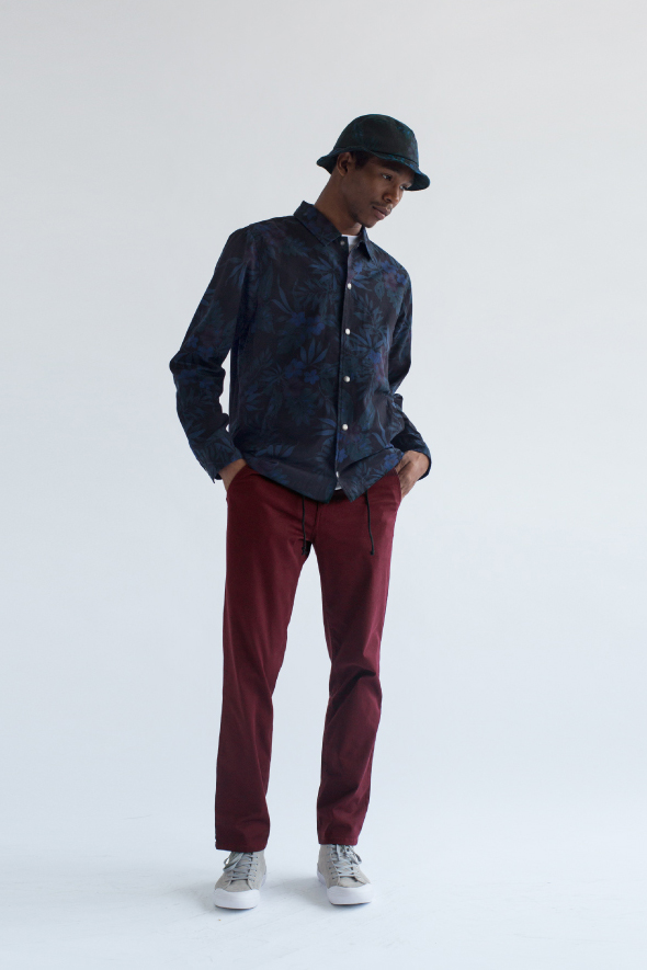 HUF 2014 Fall Lookbook