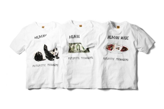 HUMAN MADE 2014 Summer T-Shirts