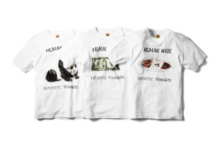 HUMAN MADE 2014 Summer T-Shirts