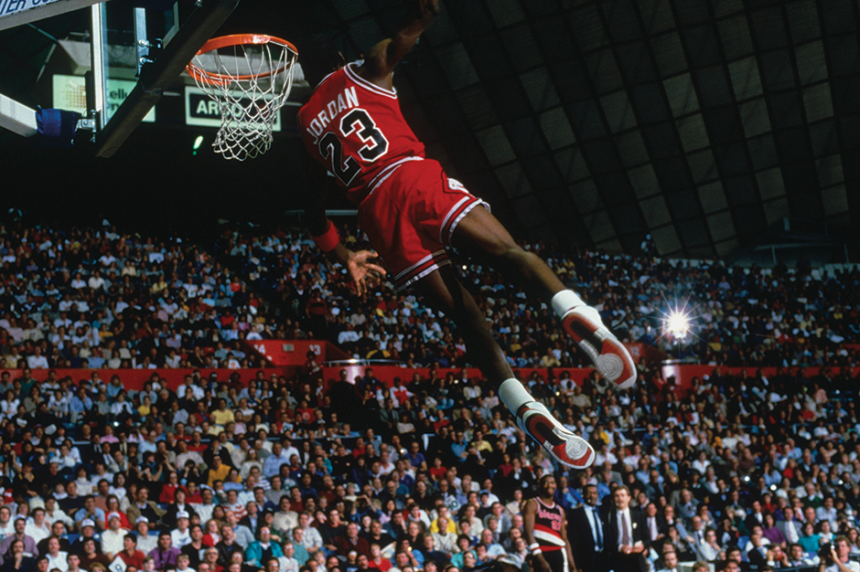 Michael Jordan - Rise of the Jumpman