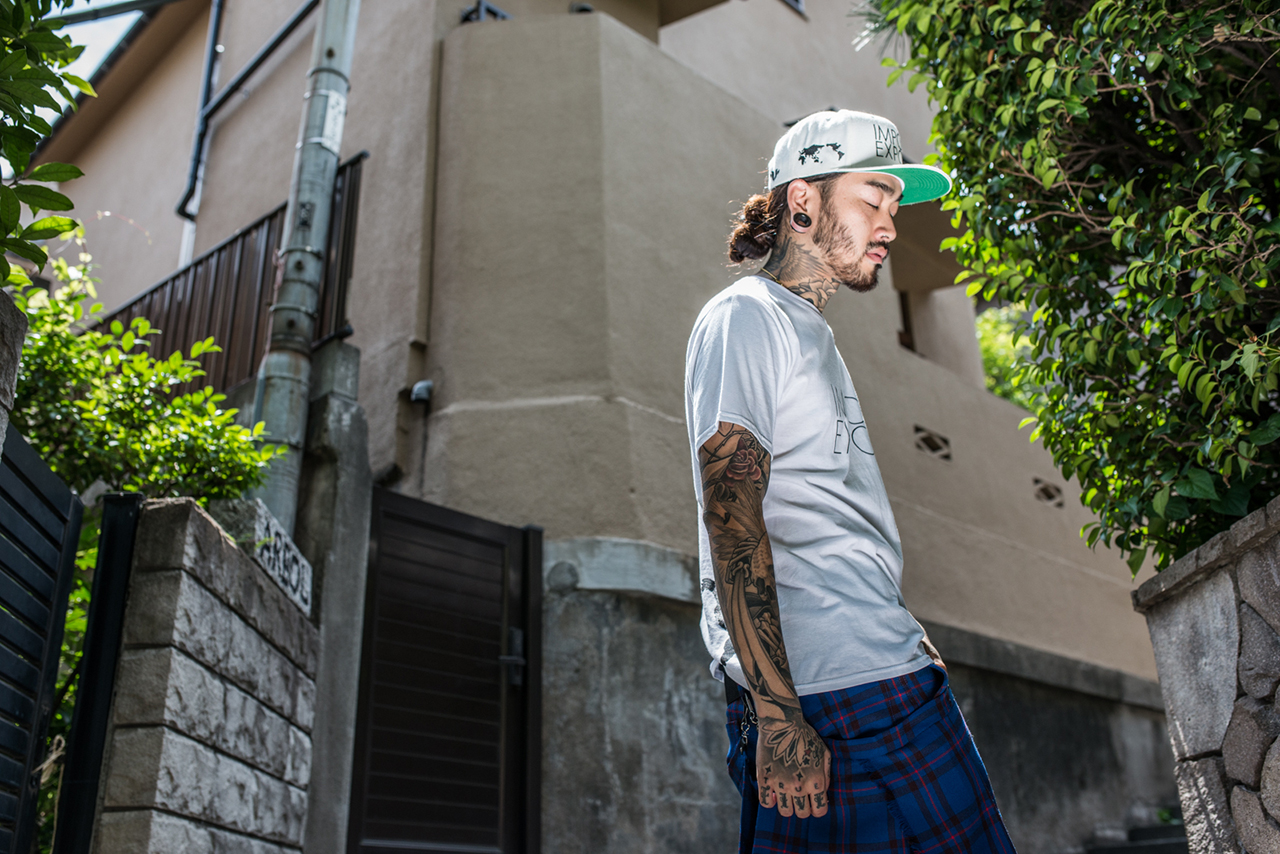 Import Export x BOUNTY HUNTER 2014 Capsule Collection
